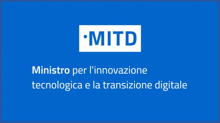 Ministero per l'Innovazione tecnologica e la transizione digitale